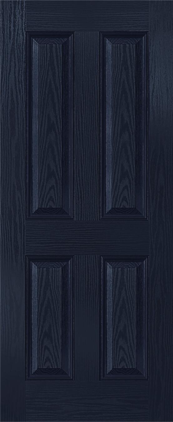 4 panel fire door